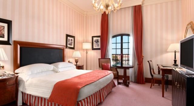 Room at Hilton Molino Stucky Venice