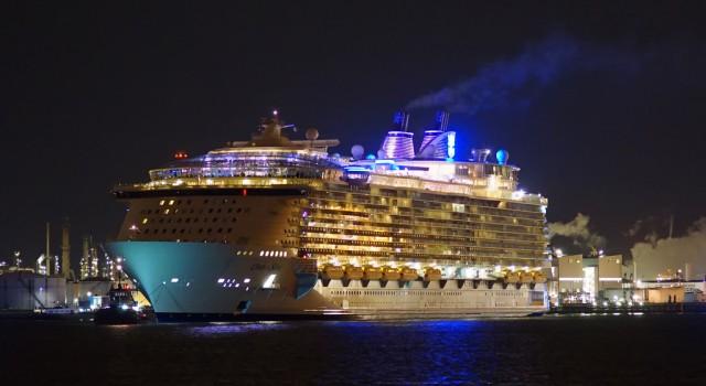 Oasis of the Seas cruise ship