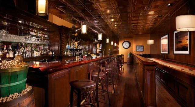 Omni Houston Hotel Westside Room Service Menu