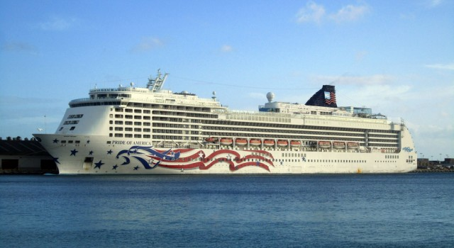 Pride of America ship
