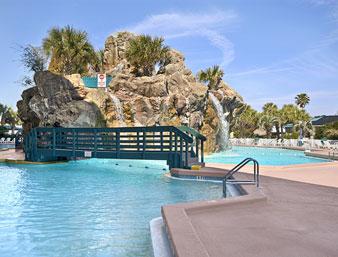 Pool at Ramada Plaza Resort