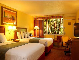 Room at Ramada Plaza Resort