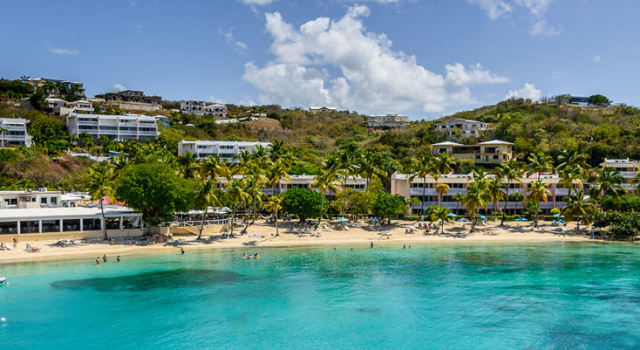 Condos At Secret Harbour Beach Resort On St Thomas For
