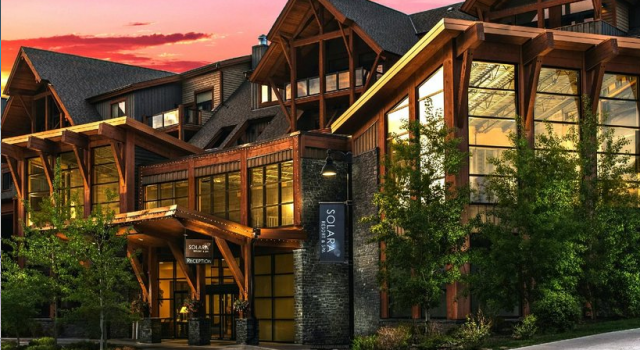 Solara Resort and Spa in Canmore