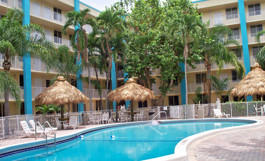 Universal Palms Hotel in Fort Lauderdale