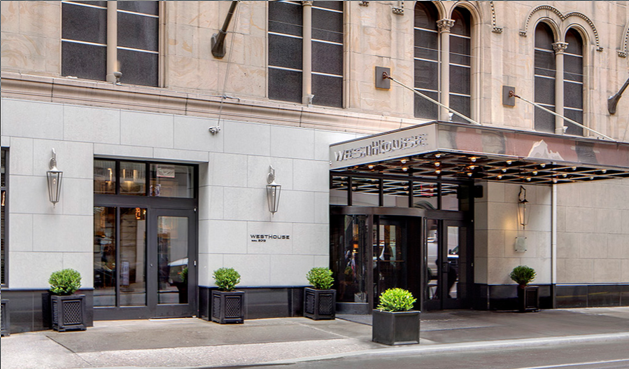 Image result for westhouse hotel new york exterior