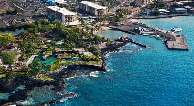 Courtyard King Kamehamehama's Kona Beach Hotel