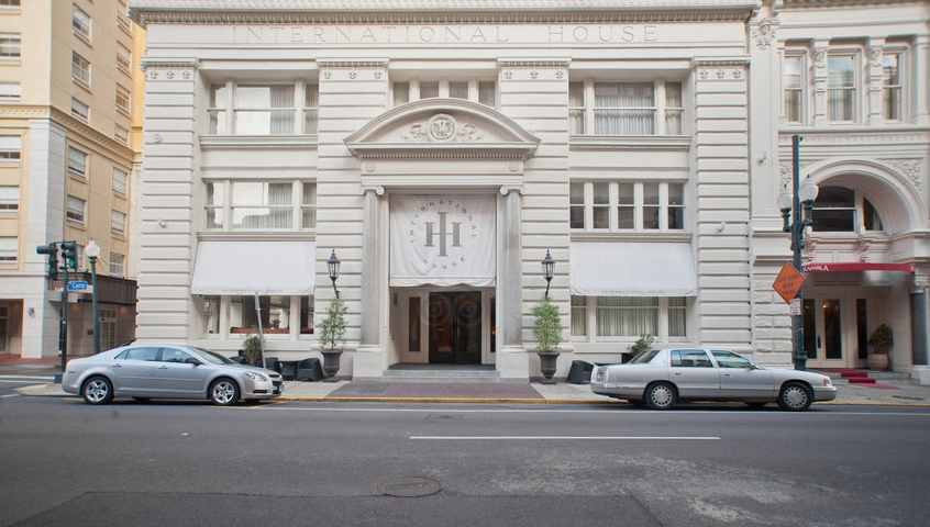 International house new orleans boutique hotel for 108 for International housse