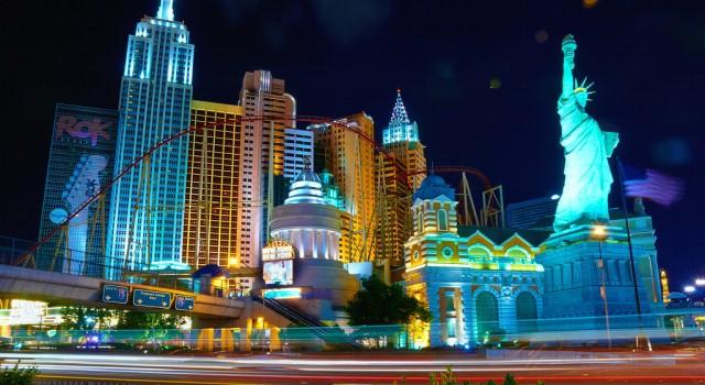New York New York Las Vegas Hotel and Casino