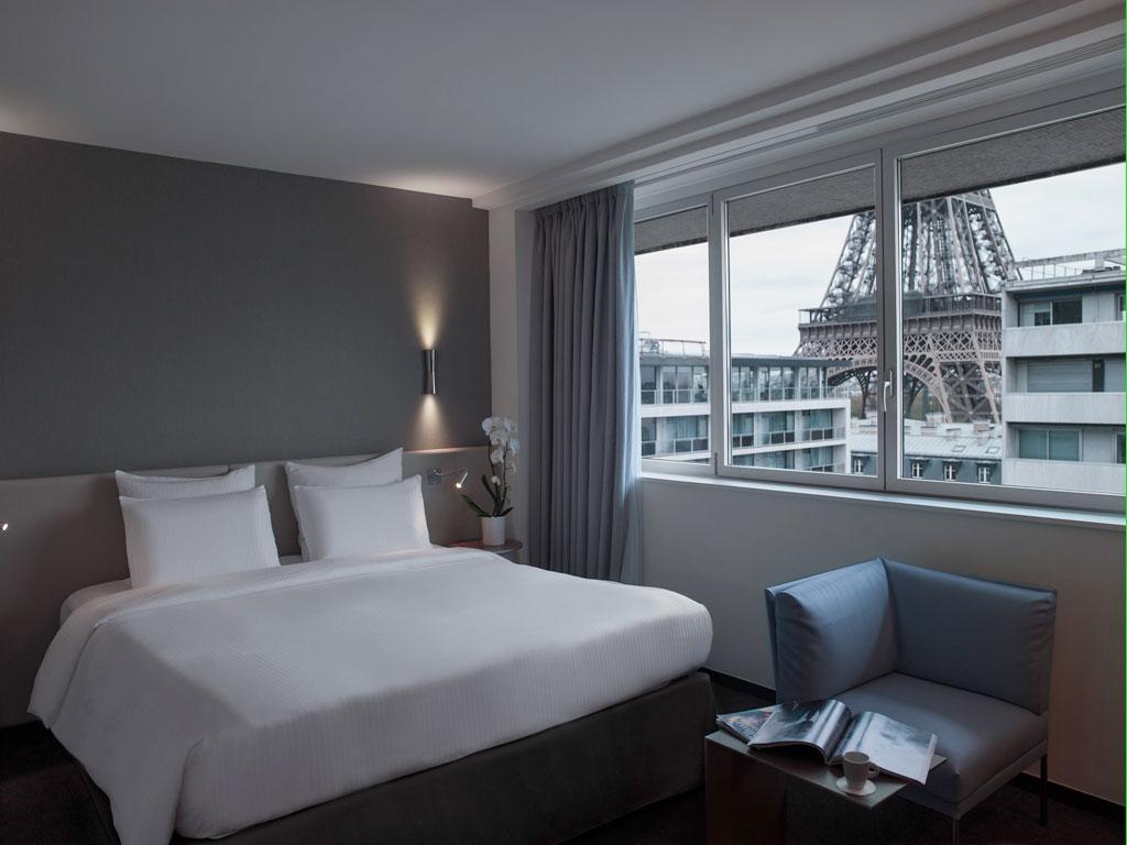 4 Star Hotel Pullman Paris Eiffel Tower For 256 The
