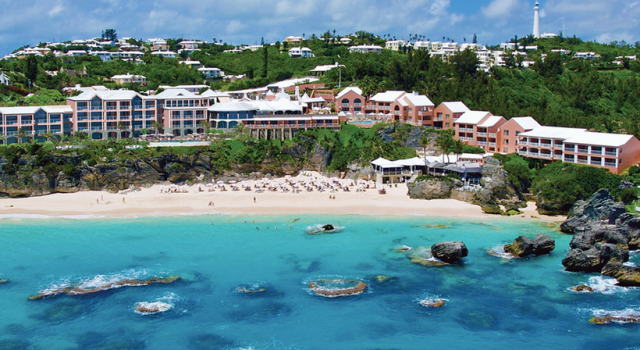 The Reef Resort and Club in Bermuda