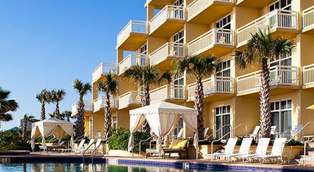 The Shores Resort and Spa in Daytona Beach