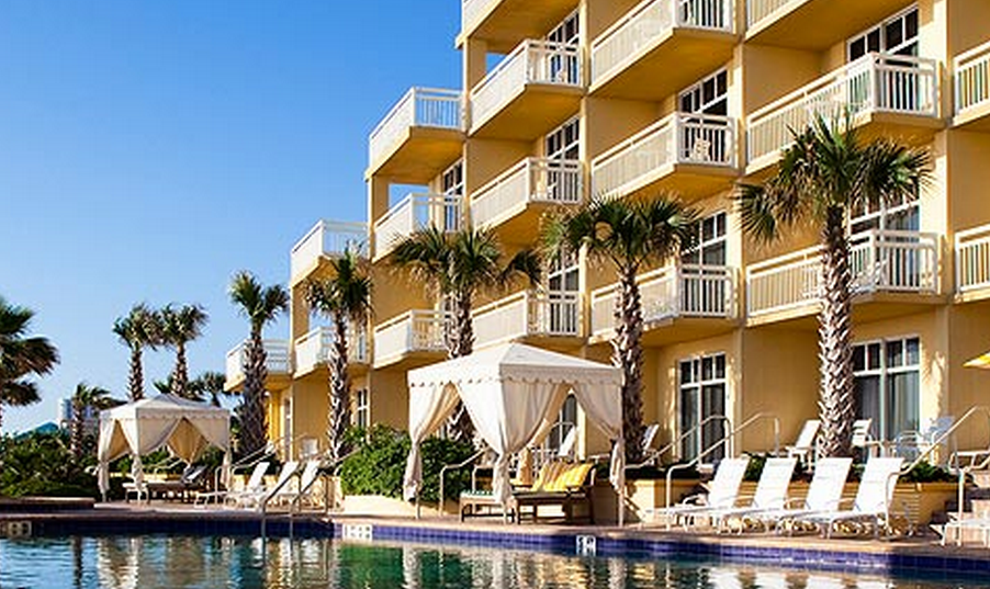 The Shores Resort And Spa In Daytona Beach For 125 The