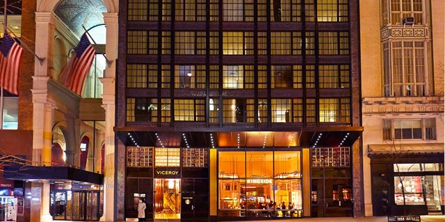 Luxurious Viceroy Central Park Hotel In New York For 199