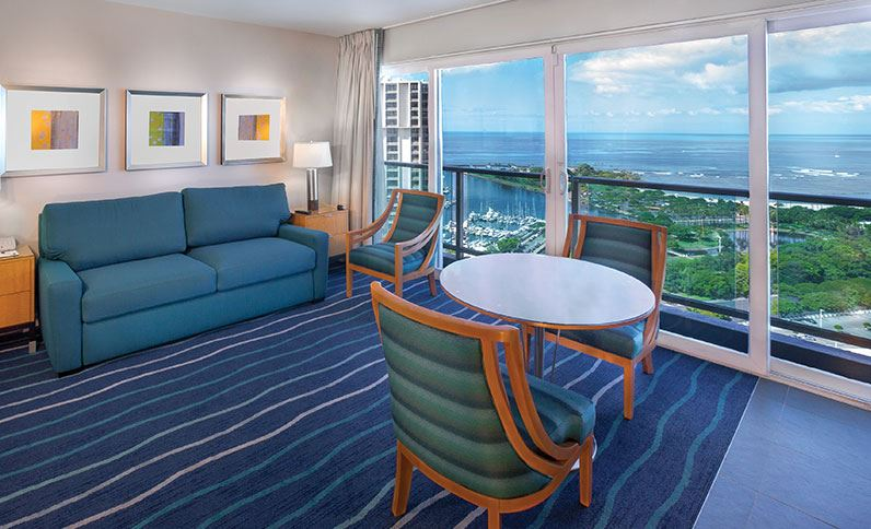 Ala Moana Hotel In Downtown Honolulu For 144 The Travel