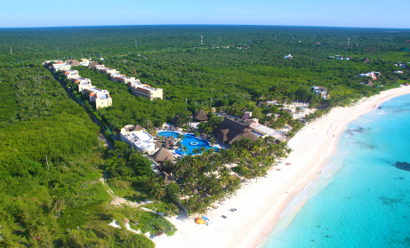 Catalonia Royal Tulum beach resort