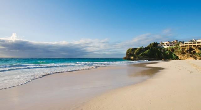 The Crane resort in Barbados