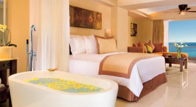 Junior suite at Dreams Villamagna Nuevo Vallarta