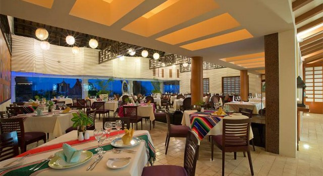 Restaurant at Kore Tulum Retreat and Spa Resort