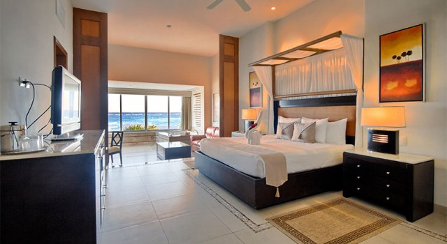 King suite at Kore Tulum etreat and Spa Resort