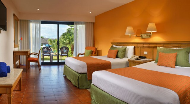 Room at Melia Vacation Club Cozumel