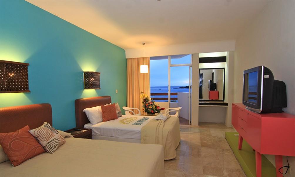 All Inclusive Ocean Palace Beach Hotel In Mazatlan For 64