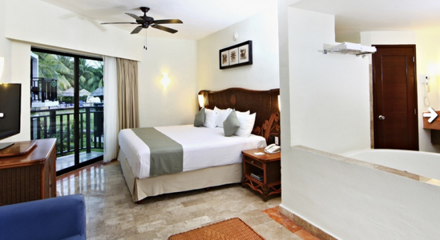 Suite at Sandos Caracol Eco Resort