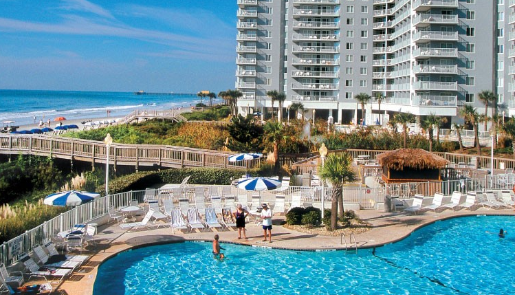 North Myrtle Beach Hotels Oceanfront Deals