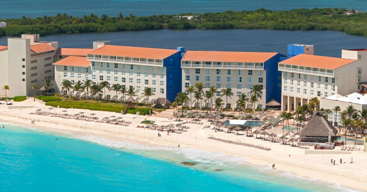4 Star The Westin Resort And Spa In Cancun For 125 The