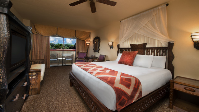 Best Bunk Bed Room At Animal Kingdom Lodge