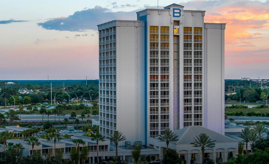 4 star b resort and spa in lake buena vista for 135 the for B b spa