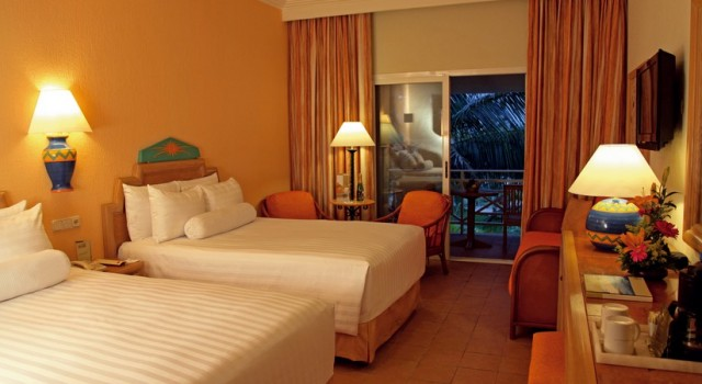 Guest room at Barcelo Maya Beach