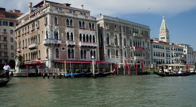 Bauer Palazzo luxury hotel in Venice