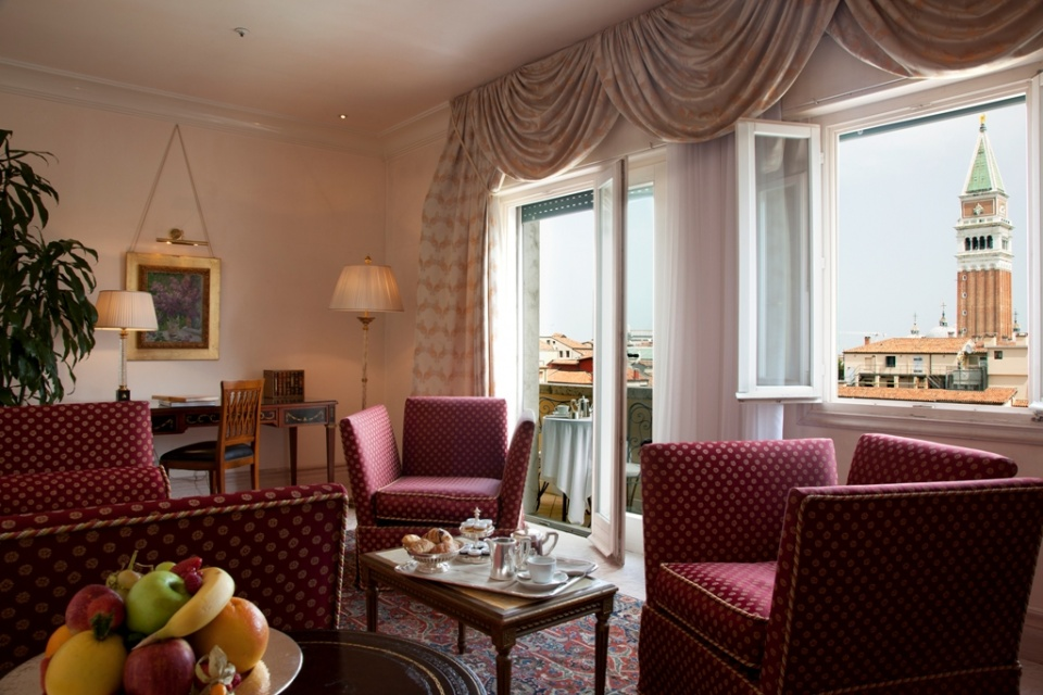 5 Star Bauer S Palazzo Historic Luxury Hotel In Venice For 524