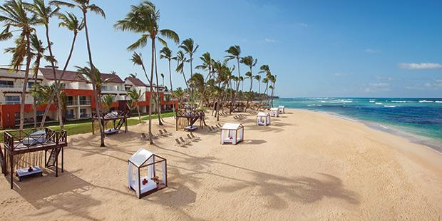 Breathless Punta Cana Resort and Spa - beach view