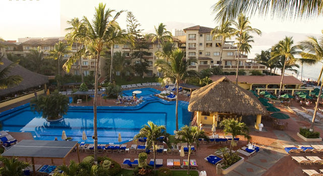 Canto del Son Plaza Vallarta Beach and Tennis Resort