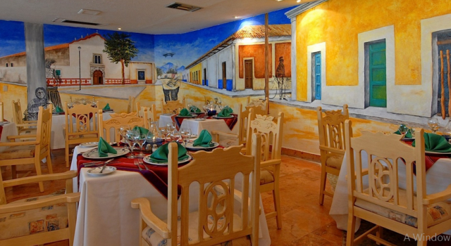 Restaurant at Canto Del Sol Plaza Vallarta