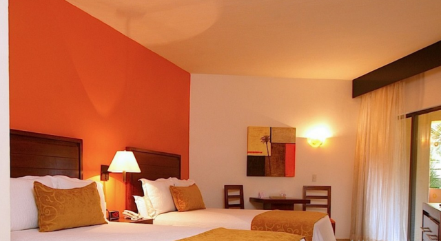 Guest room at Canto Del Sol Plaza Vallarta