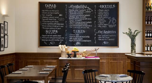 Tapas restaurant at Finest Playa Mujeres