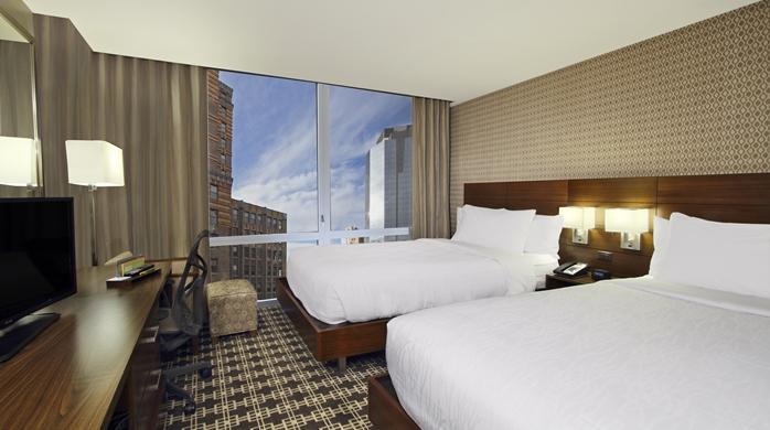 Hilton Midtown New York Rooms