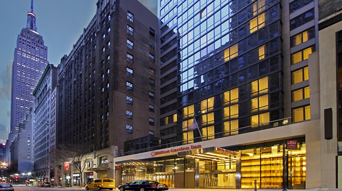 Hilton Garden Inn New York Midtown Park Avenue For 188 The Travel Enthusiast The Travel
