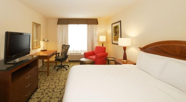 Room at Hilton Garden Inn Virginia Beach Town Center