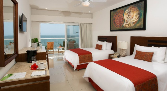 Room at Marival Resort and Suites