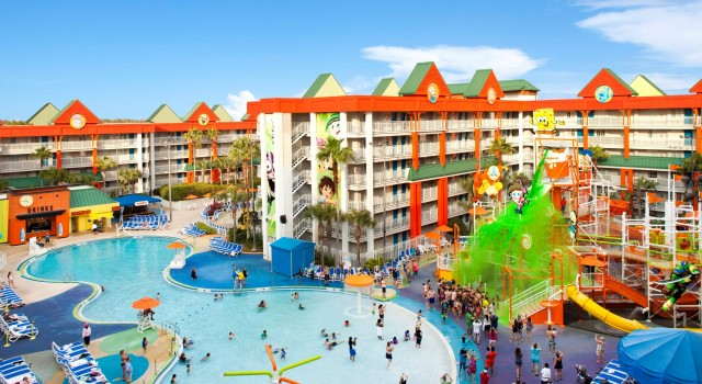 Nickelodeon Suites Resort in Orlando