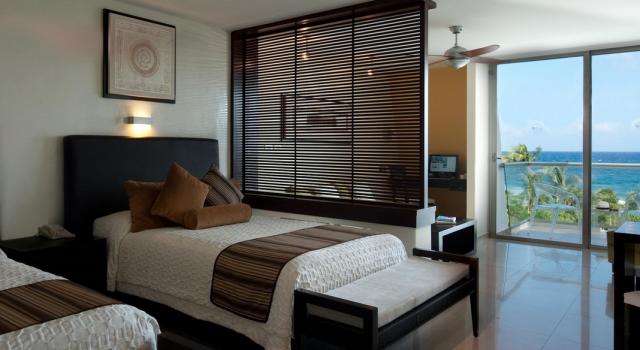 Junior Suite at Grand Sirenis Riviera Maya