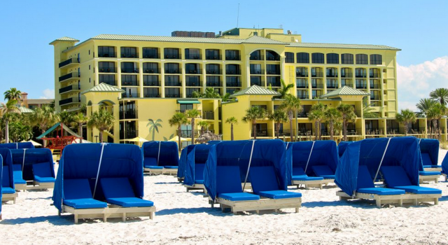 Sirata Beach Resort in Tampa