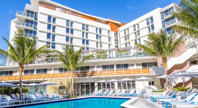 Aloft South Beach Hotel in Miami