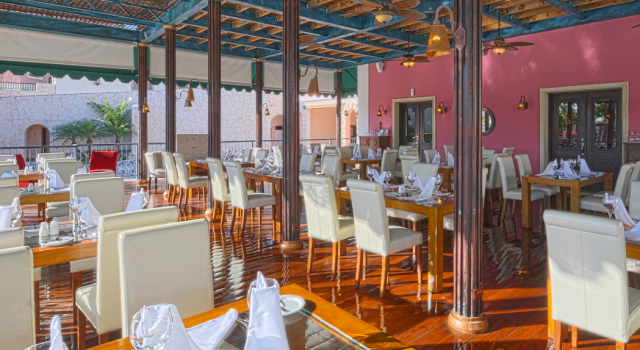 Restaurant at Alsol Luxury Village