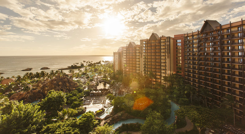 Aulani A Disney Resort And Spa Package