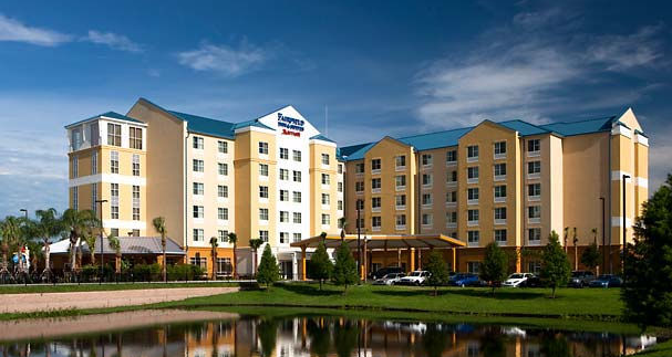 Fairfield Inn and Suites Orlando at SeaWorld